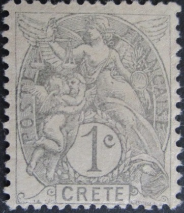 1902 - Crète
