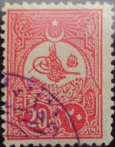 1908 - Chios (Sakiz)