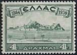 1939 Fort de Corfu