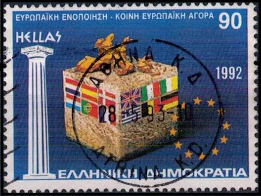 Cummon market EU 1992
