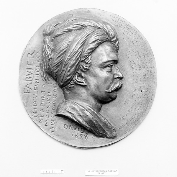 Charles Nicolas Fabvier medaille
