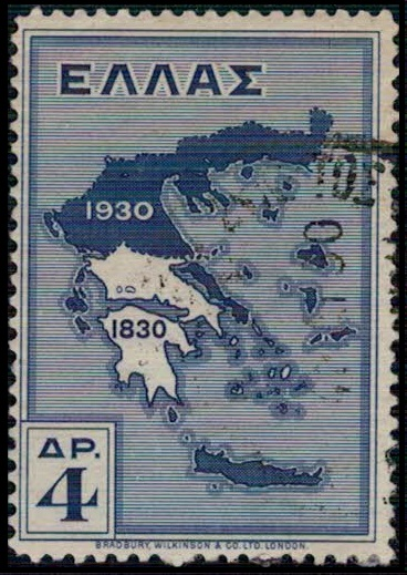 hellas 502 Map of Greece
