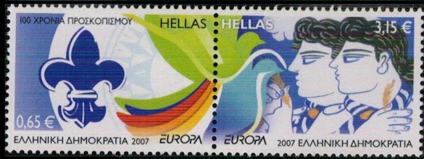 Europa 2007 scouting