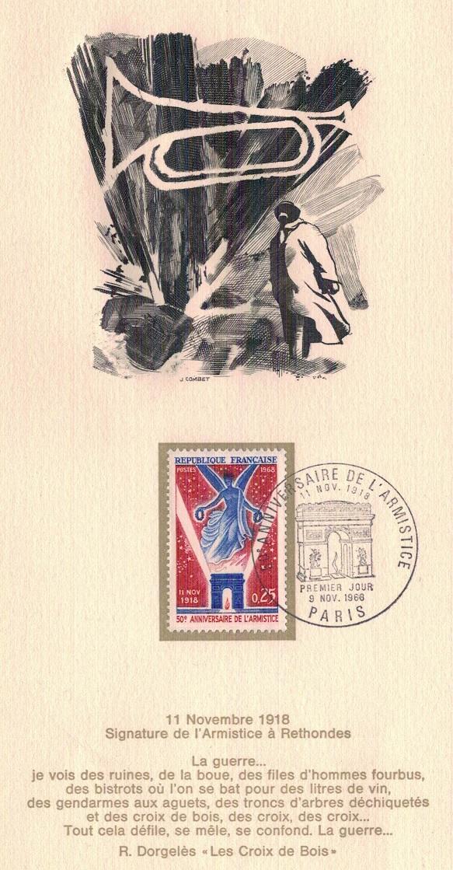 Armistice 11 nov 1918