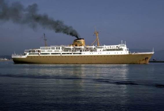 MN Appia - Adriatica Navigazione