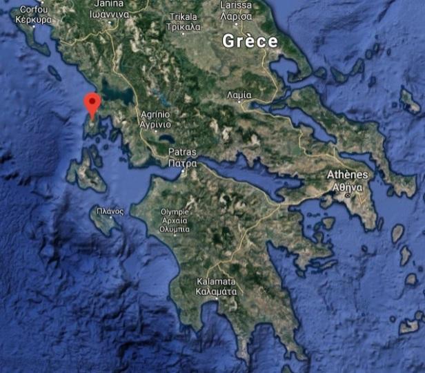 Leucade - Google Maps
