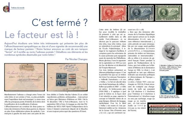 extrait delcampe magazine 25
