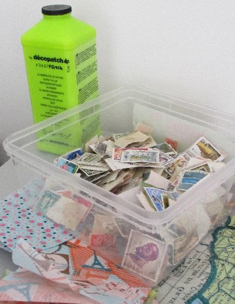 scrapebooking stamps