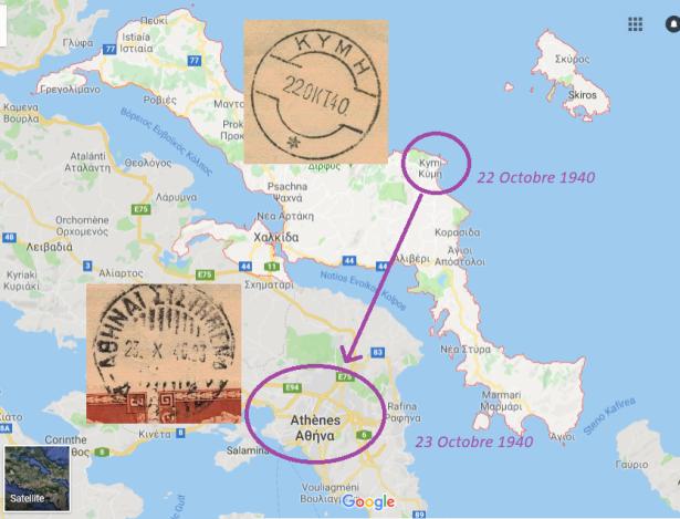 map Kymi