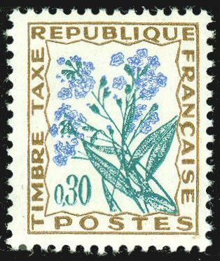 Taxe france 1964